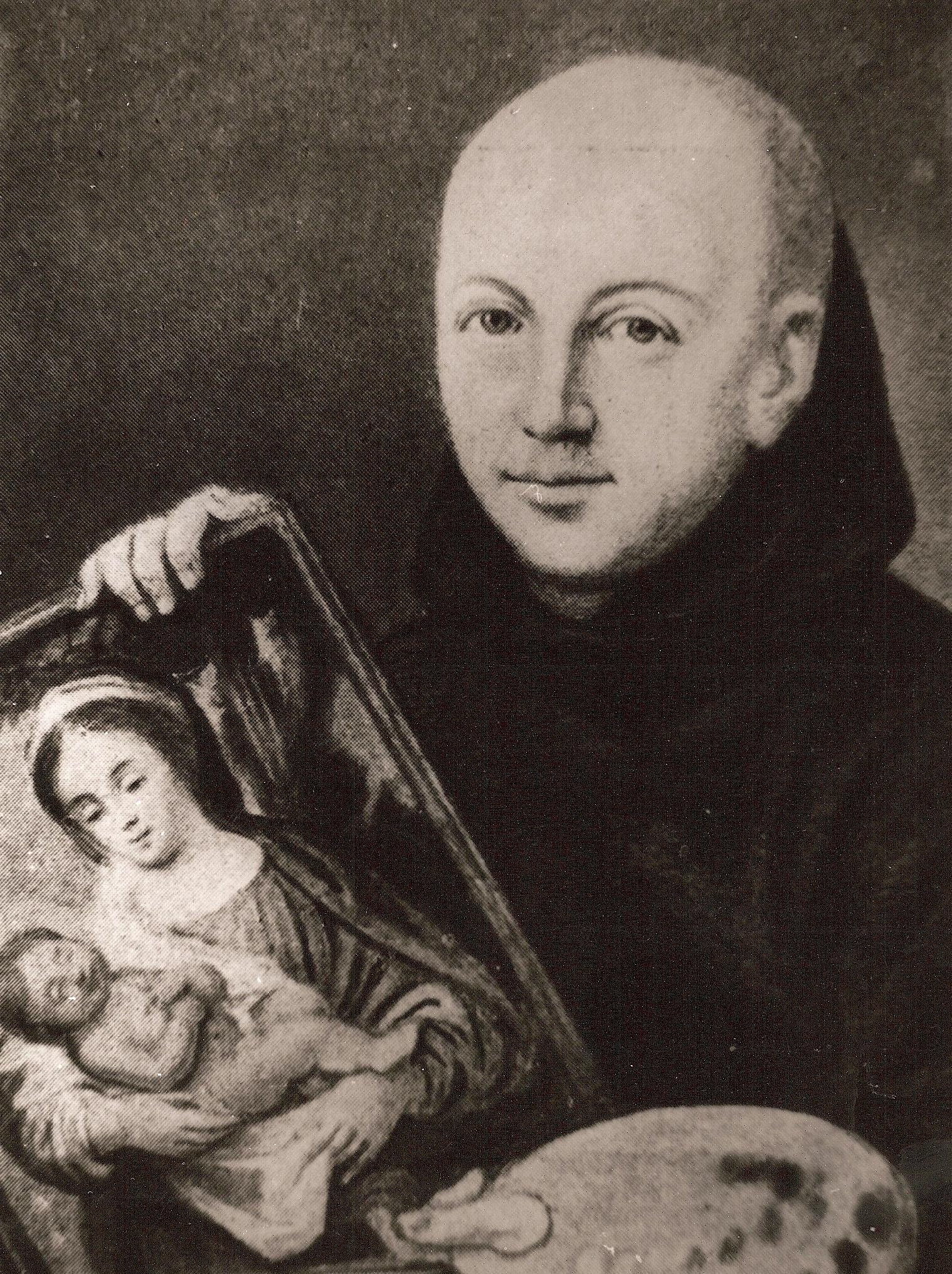 Autoportrait (A. Namur, Notice sur Abraham Gilson..., 3e éd.)